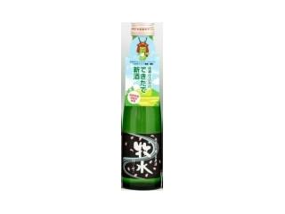 セブン-イレブン 牧水 純米吟醸生原酒 瓶180ml