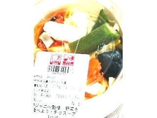 セブン-イレブン 関ジャニ∞監修 野菜を食べよう!チリスープ
