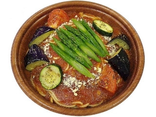 セブン-イレブン 1/2日分の野菜!トマトソースパスタ
