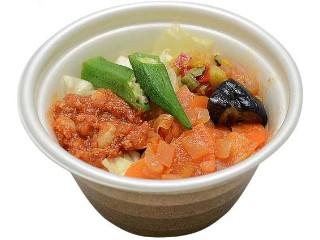 セブン-イレブン 野菜を食べよう!トマトとお豆のチリスープ