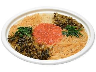 セブン-イレブン 高菜と明太子のピリ辛ビーフン