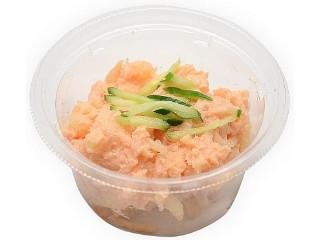 セブン-イレブン しゃきしゃきポテトの明太サラダ
