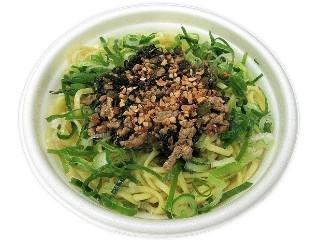 セブン-イレブン 中国四川料理石林監修汁なし担々麺