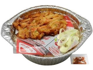 セブン-イレブン 天ぷら鍋焼うどん