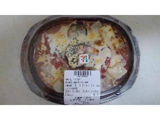 セブン-イレブン 3種チーズのトマトオーブン焼き