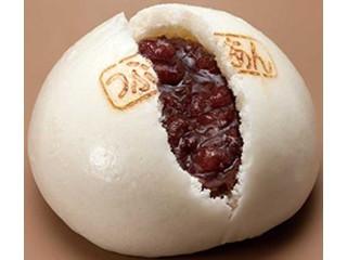 セブン-イレブン 北海道産小豆のつぶあんまん