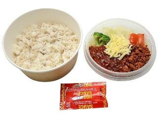 セブン-イレブン 1/2日分の野菜!タコライスもち麦ご飯