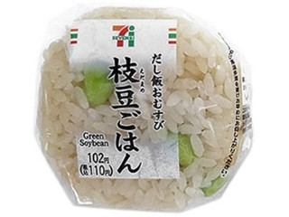 セブン-イレブン 枝豆ごはんおむすび