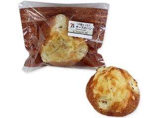 セブン-イレブン うま塩もっちりチーズのパン