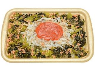 セブン-イレブン 青高菜と明太しらすごはん