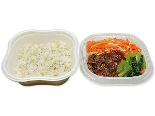 セブン-イレブン 1/2日分の野菜!混ぜて食べるビビンバ