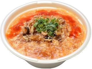 セブン-イレブン 辛味と酸味が決め手酸辣湯麺