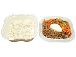 セブン-イレブン 1/2日分の野菜!ガパオ風ライス