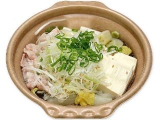 セブン-イレブン 1/2日分の野菜!ねぎ鍋 そばつゆ仕立て