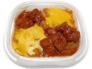 セブン-イレブン 1/2日分の野菜!チーズソースタッカルビ丼