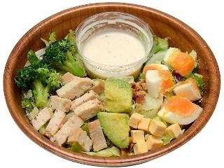 セブン-イレブン グリルチキンと玉子のチョップドサラダ