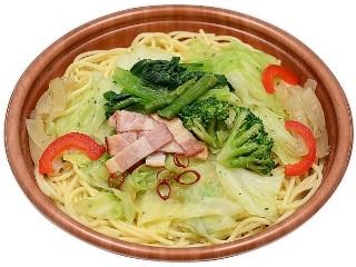 セブン-イレブン 1/2日分の野菜ペペロンチーノ