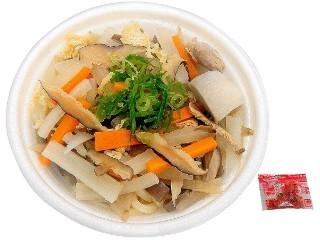 セブン-イレブン 野菜を食べよう!しっぽくうどん