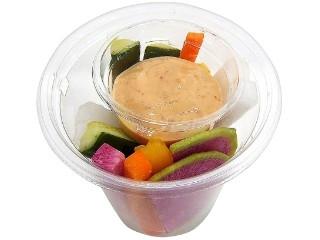セブン-イレブン 紅芯大根と野菜のスティックサラダ