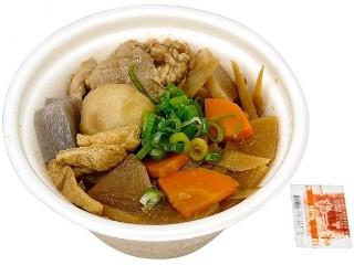 セブン-イレブン 1/2日分の野菜!赤だし仕立ての豚汁