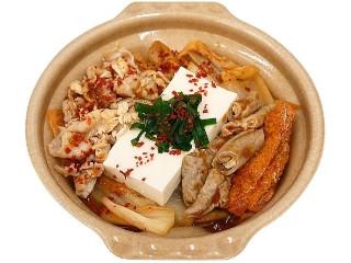 セブン-イレブン 1/2日分の野菜!豚肉の辛味噌鍋