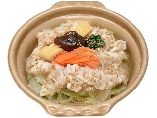 セブン-イレブン 1/2日分の野菜!たっぷりお肉の味噌鍋