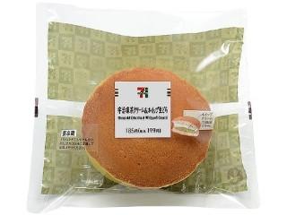 セブン-イレブン 宇治抹茶クリーム&ホイップ生どら