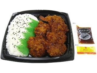 セブン-イレブン まんぷく!チキンたれかつ弁当