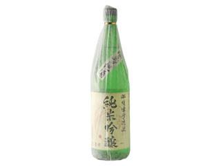 白河銘醸 那須連峰 流泉 純米吟醸 瓶1.8L