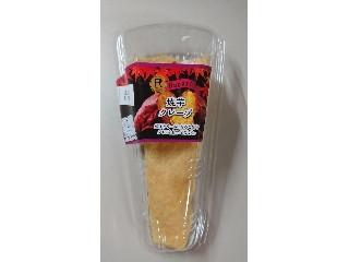 ロピア とっておきのスイーツ 焼芋クレープ パック1個