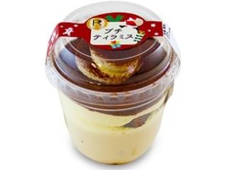 ロピア プチ ティラミス クリスマスパッケージ カップ1個