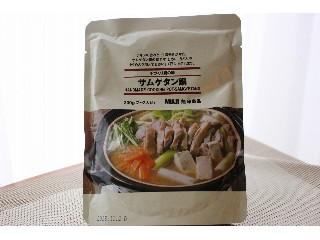 無印良品 手づくり鍋の素 サムゲタン鍋 袋200g