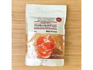 無印良品 好みの濃さで味わう ブラッドオレンジ&イタリアンレモン 袋100g