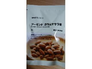 無印良品 アーモンド ガラムマサラ味 袋40g