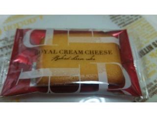 ベイクドチーズケーキ ロイヤルクリームチーズ
