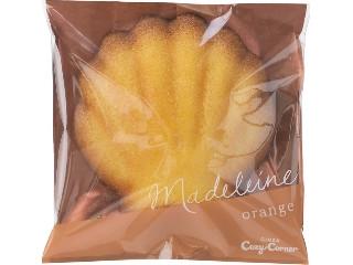 オレンジマドレーヌ