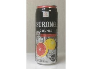 スターセレクト ストロングチューハイ グレープフルーツ 缶500ml