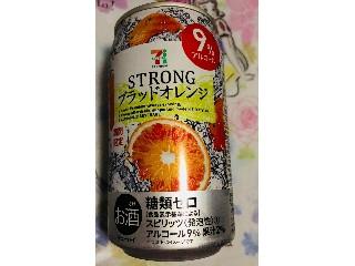 セブンプレミアム STRONG ブラッドオレンジ 缶350ml