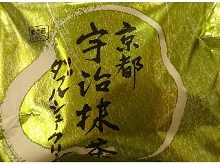 シャトレーゼ 京都宇治抹茶ダブルシュークリーム 袋1個