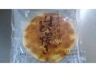シャトレーゼ 北海道十勝産小豆とクリームの生とら焼き 袋1個