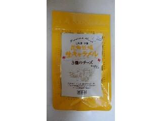 花畑牧場 生キャラメル 3種のチーズ 袋20g