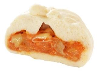 ナチュラルローソン ブランのトマトとチーズのシチューまん
