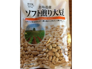 友口 北海道産ソフト煎り大豆