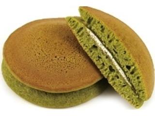 ニューデイズ Panest 抹茶パンケーキ 狭山茶クリーム&ミルク