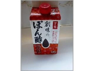 創味食品 創味のぽん酢 パック320ml