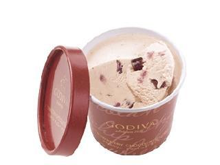 ゴディバ ストロベリーチョコレートチップ