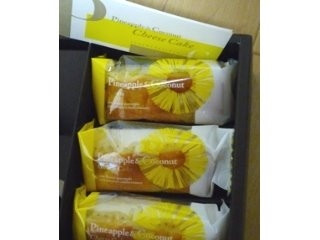 グラマシーニューヨーク パイナップル&ココナッツチーズケーキ