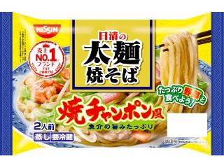 日清食品チルド 日清の太麺焼そば 焼チャンポン風 袋352g