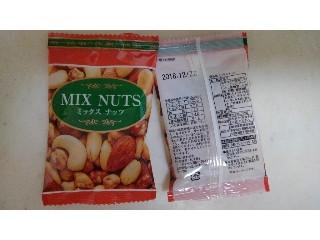 泉屋製菓 ミックスナッツ 袋15g×5