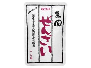 ファーミック プロ用京風ぜんざい 袋180g